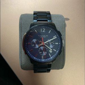 Coach Men's Bleecker Chronograph Watch